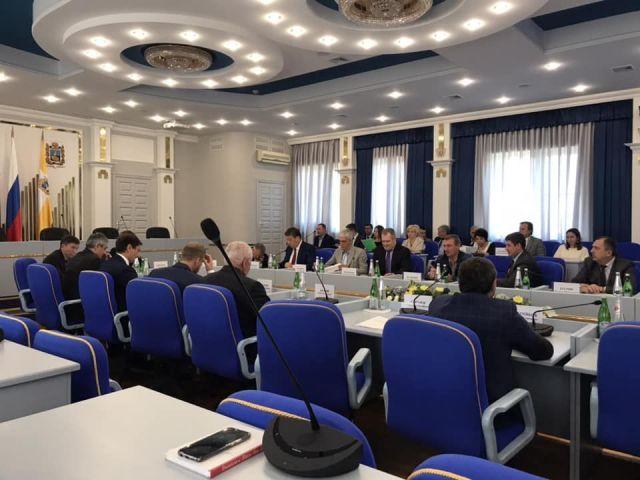 Общественный совет возьмёт под контроль деятельность Думы Ставропольского края
