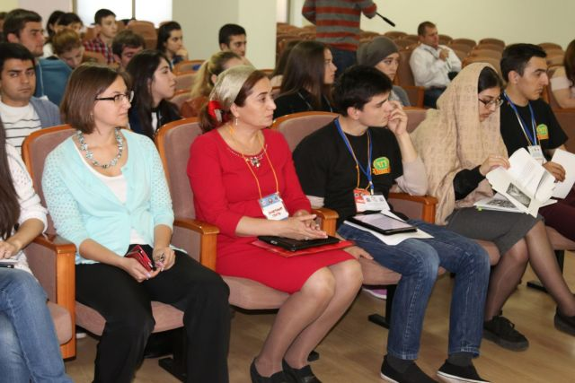 В Ставрополе прошёл форум для студентов-медиков из СКФО