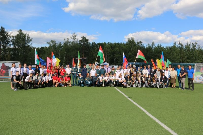 Ставропольцы стали победителями международных соревнований «Школа безопасности»