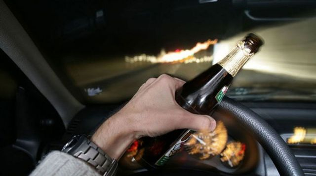 На Ставрополье в новогодние праздники поймано 250 нетрезвых водителей