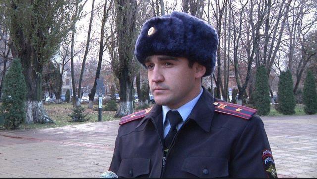 Полицейский из Дагестана спас железноводчанку от убийцы