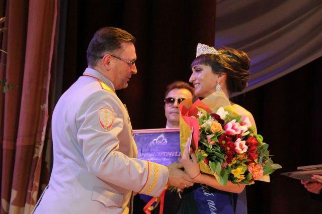 В Ставрополе определили победительницу конкурса «Краса ставропольской полиции»