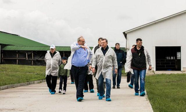 Полпред президента РФ в СКФО Олег Белавенцев посетил ряд объектов в Ставропольском крае