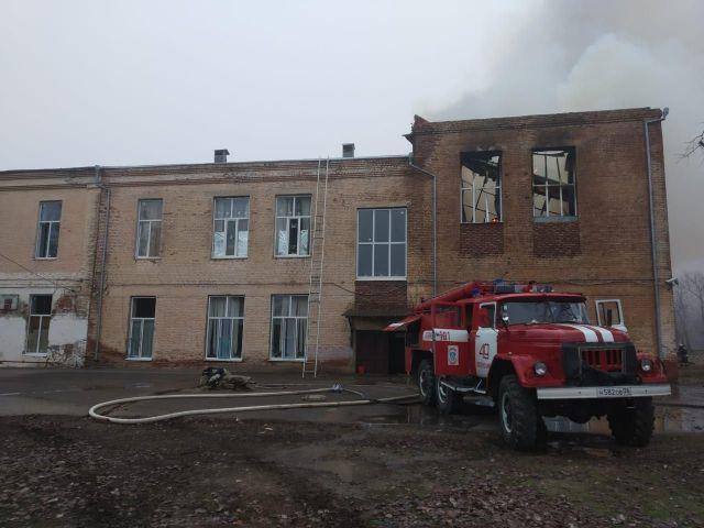 В Ставропольском крае после пожара в школе проверят все социальные объекты