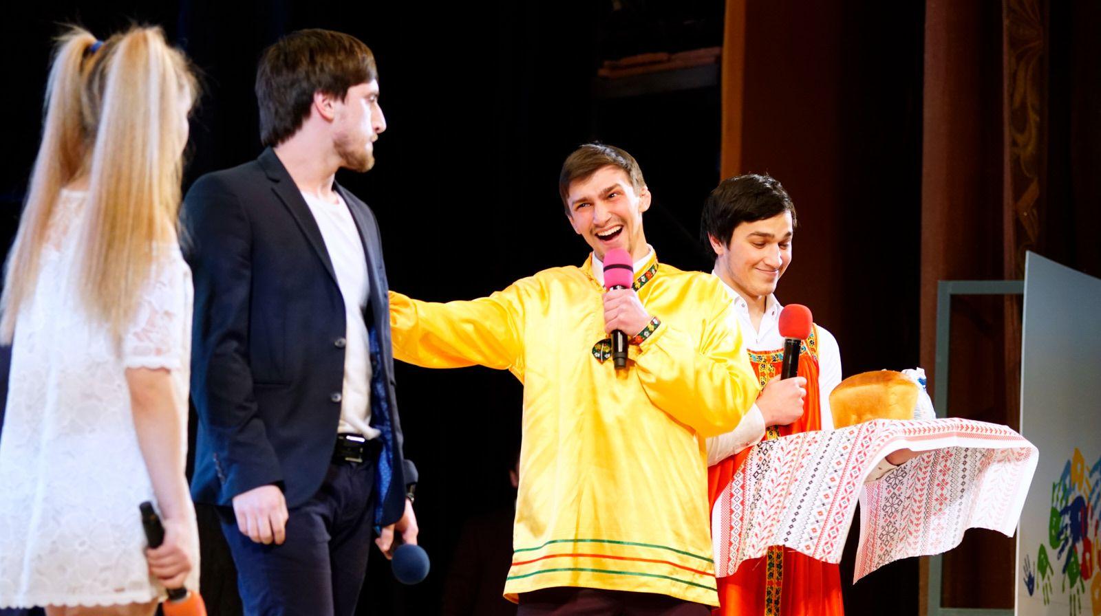 В Ставрополе прошёл фестиваль лиги КВН «Кавказ»