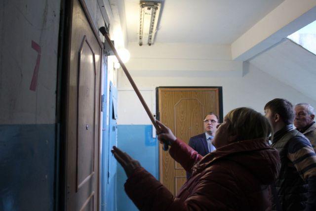 После жалоб жильцов Стройжилнадзор проверил многоквартирный дом в Ставрополе