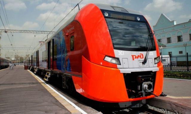С 1 мая из Кисловодска в Ростов можно будет доехать на «Ласточке»