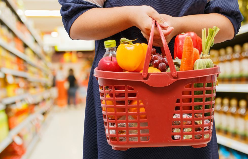 Минимальная продуктовая корзина на Ставрополье составила 3717 рублей