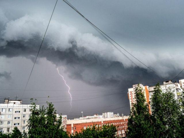 На Ставрополье 6 и 7 сентября ожидаются сильные дожди, гроза, град