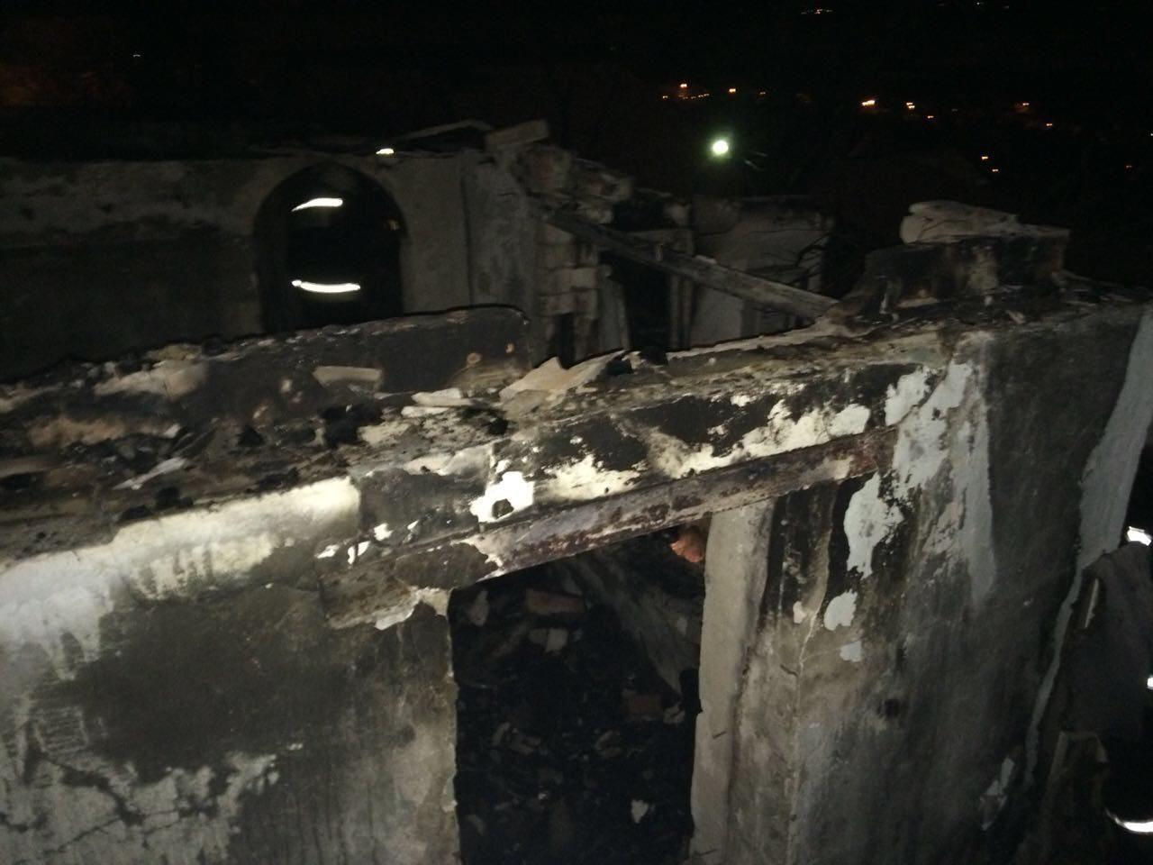 ВСтаврополе впламени пожара один человек умер, трое пострадали