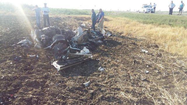 В Ставропольском крае водитель загоревшегося автомобиля скончался до приезда врачей