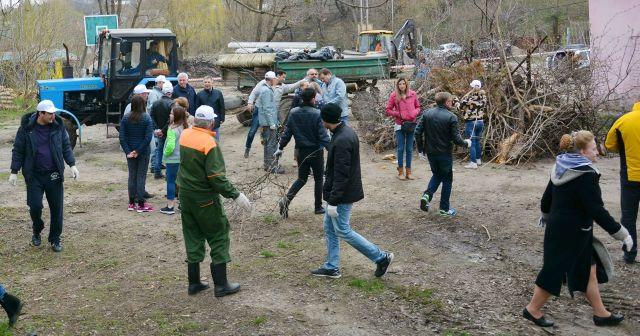В экологических акциях в Ставрополе поучаствовали более 15 тысяч горожан