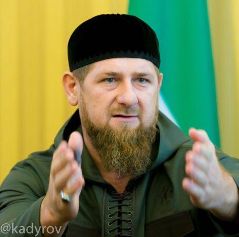 Глава Чечни заявил о готовности помочь ДНР после убийства Захарченко