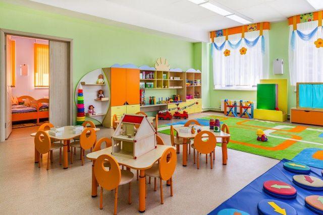 В Михайловске строится детский сад-ясли на 280 мест