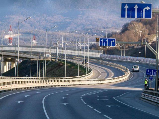 Кисловодск и Сочи свяжет платная автотрасса