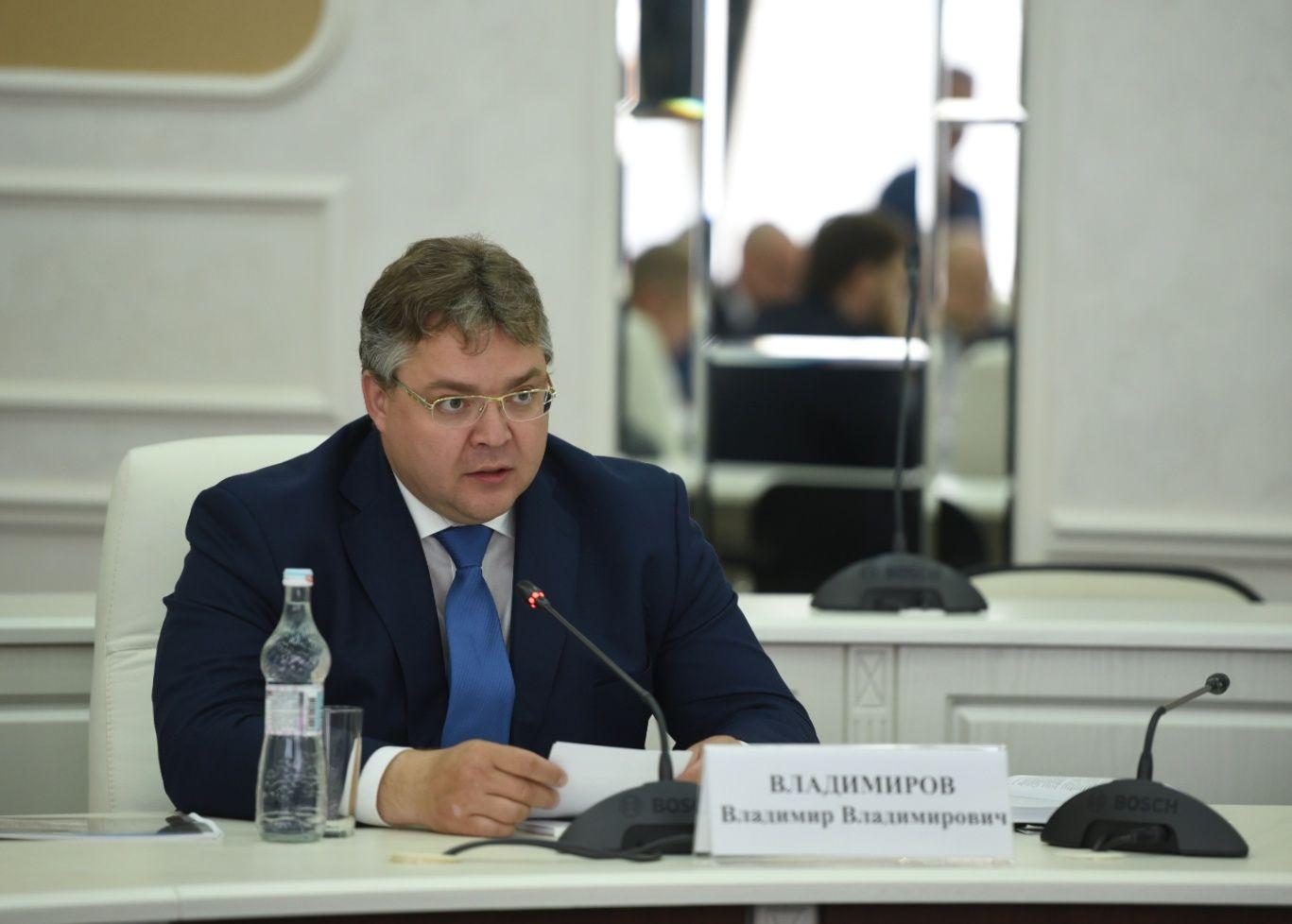 Магомедсалам Магомедов: четверть граждан СКФО допускает межнациональный конфликт