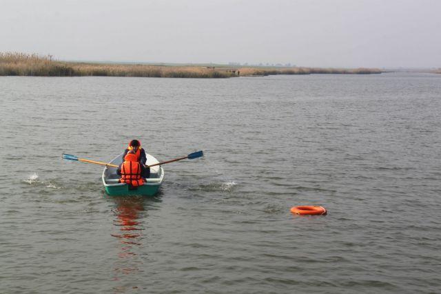 Ставропольские спасатели вернули к жизни тонущего мужчину