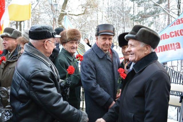 В Ставрополе увековечили память о Николае Голодникове