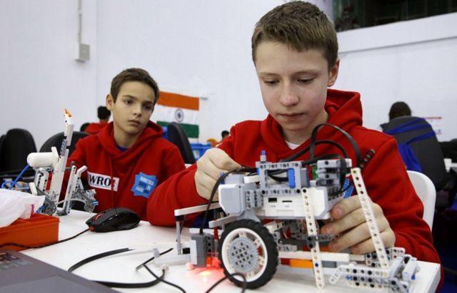 Корпорация развития Ставрополья презентовала проект первого детского технопарка «Кванториум»