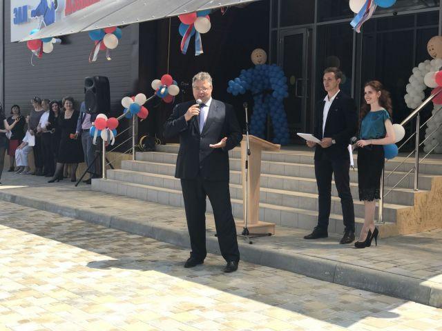 В Михайловске открылся новый физкультурно-оздоровительный комплекс