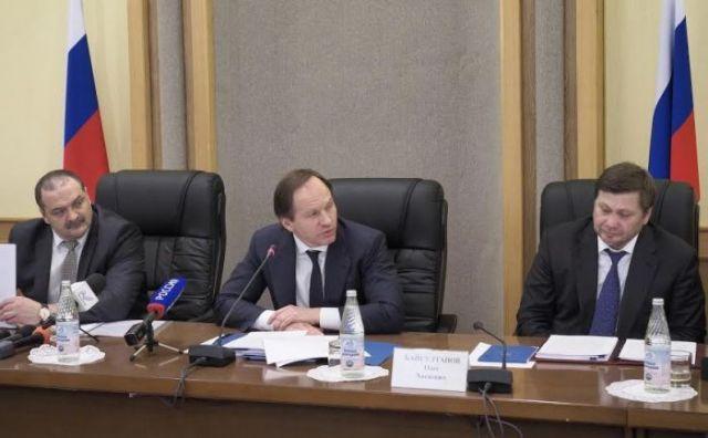 Экономическое развитие СКФО обсудили в Ессентуках