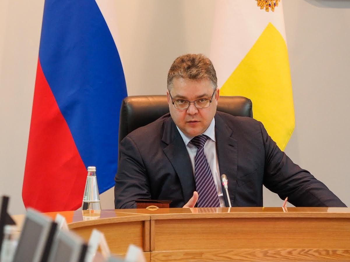 Губернатор Владимиров нацелил руководство Ставрополья наэкономические успехи