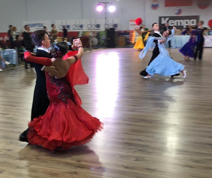 Танцоры танцевально-спортивного клуба «Бонус» вошли в число лучших на чемпионате Ставрополья
