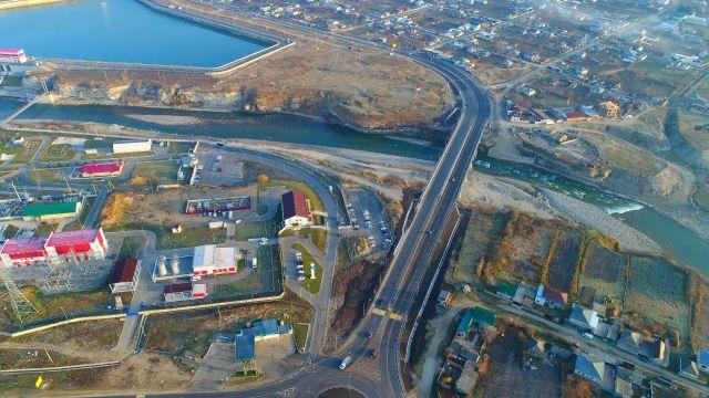 Новый мостовой переход свяжет Домбай и Архыз с Кавминводами