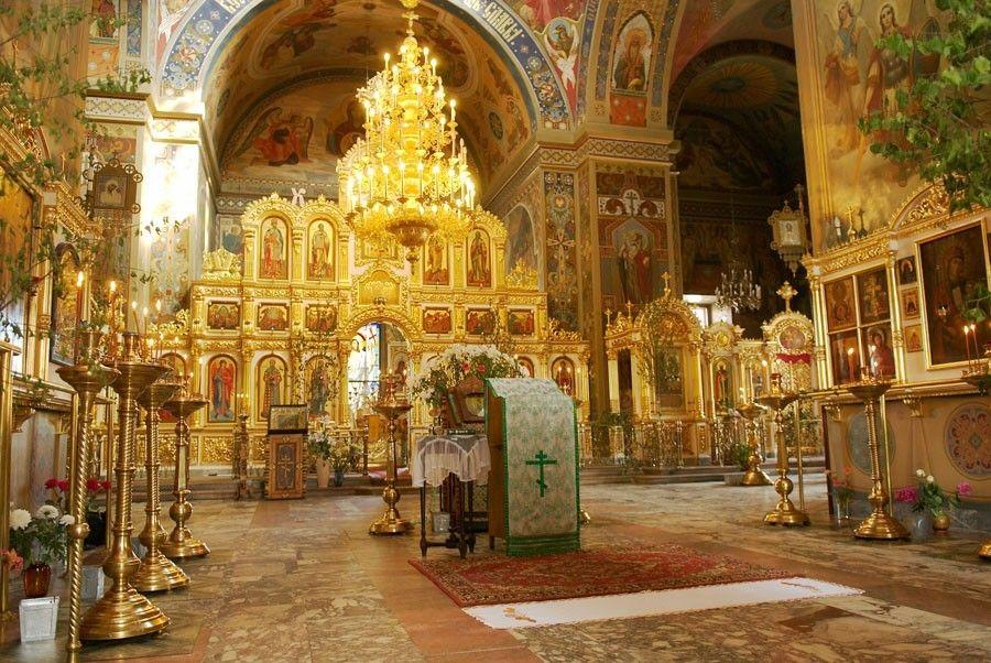 В ставропольских храмах прошли молебны о прекращении дождя