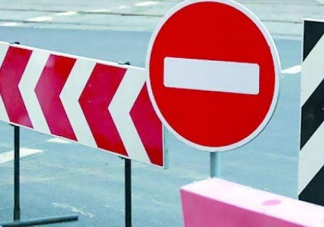 На автодороге «Ставрополь — Александровское — Минеральные Воды» ограничено движение всех видов транспорта