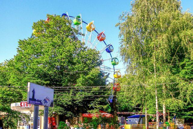 Ставропольский парк Победы признан лучшим среди парков России