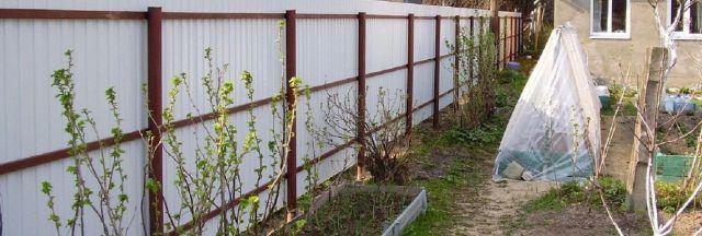 Ставрополец снёс забор детского сада и посадил на его земле огород