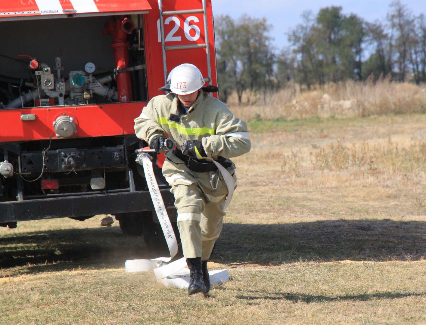 Пожарные ПАСС СК выбрали лучших в своей профессии