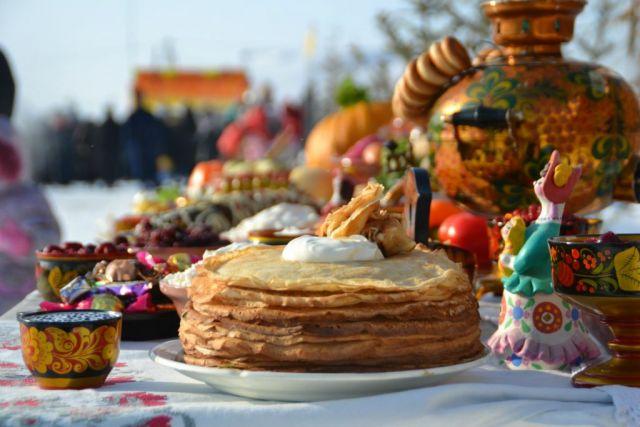 В Масленичную неделю в Ставрополе будет работать более 20 праздничных площадок