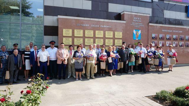 Шпаковский район отметил свой 82-ой день рождения