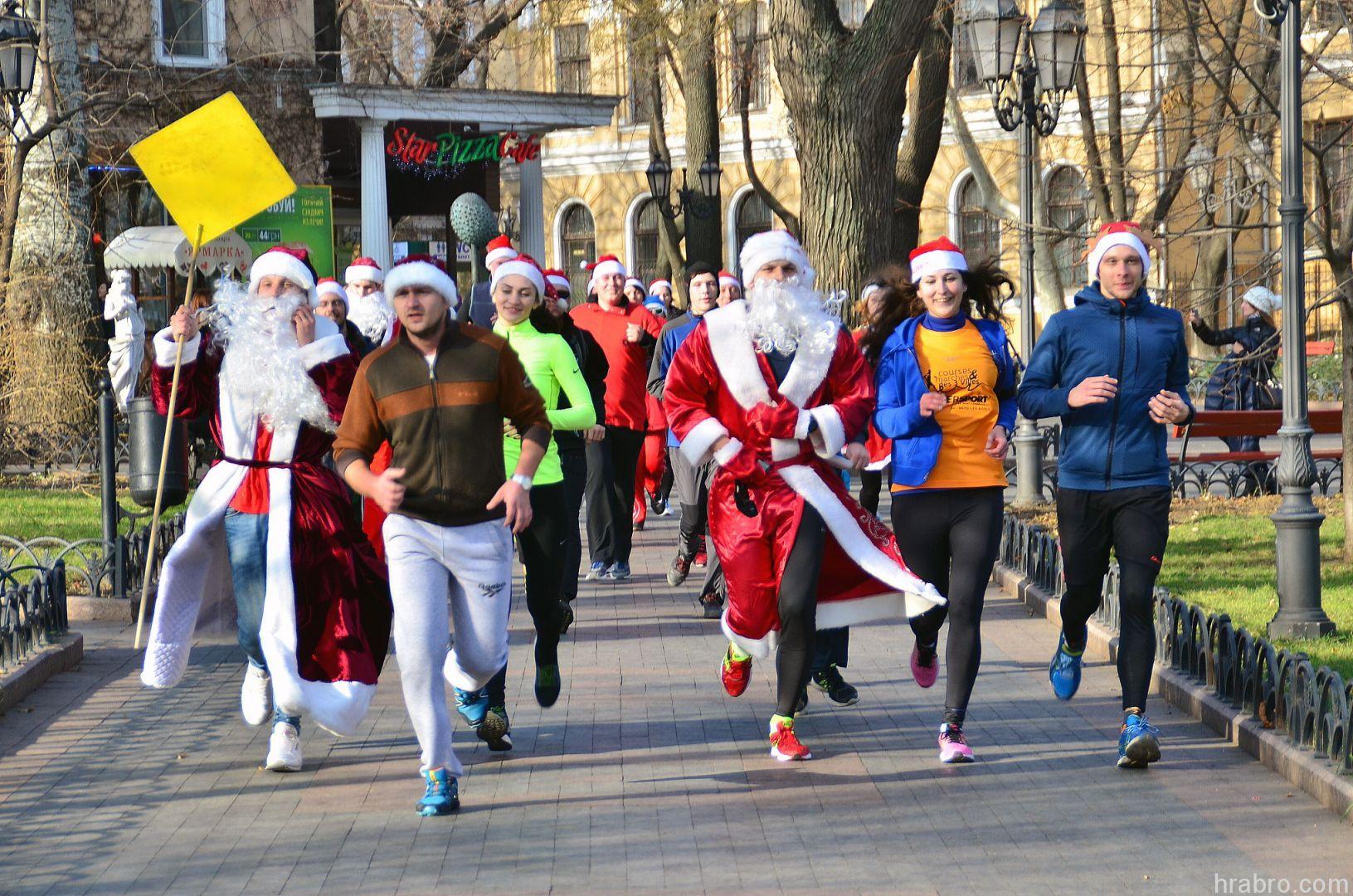 В Кисловодске пробегут «новогоднюю милю»