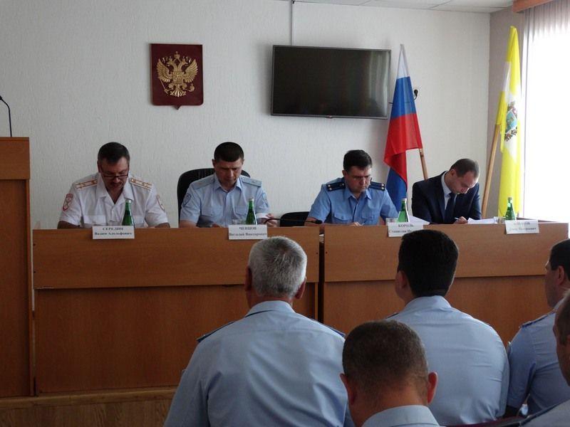 Полицейские пресекли в Ставрополе 9 тысяч правонарушений за полгода