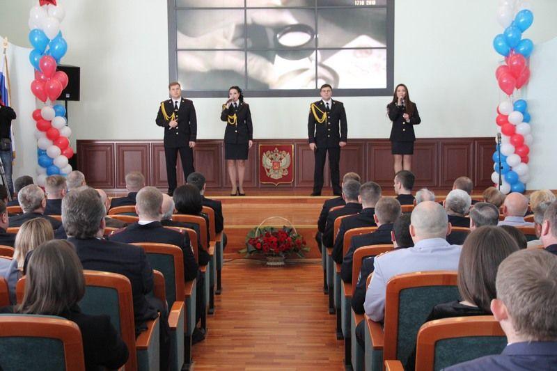 В Ставрополе прошло торжество в честь Дня сотрудника органов внутренних дел