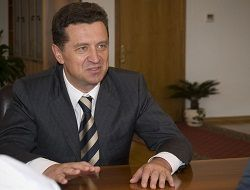 Валерий Гаевский поддержал усилия Национального союза производителей молока
