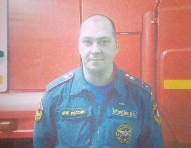 Ставропольский пожарный погиб при исполнении служебного долга