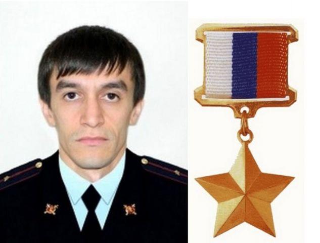 В Ессентуках увековечат имя дагестанского героя Магомеда Нурбагандова