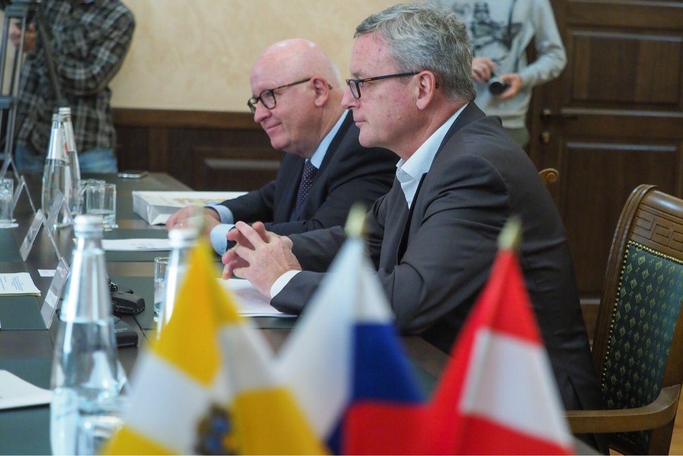 Австрийский посол Йоханнес Айгнер оценил туристический потенциал Ставрополья