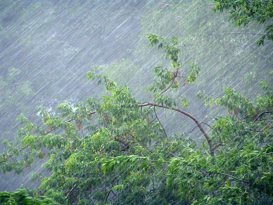 На Ставрополье 14, 15 и 16 сентября ожидаются сильные дожди, гроза и град