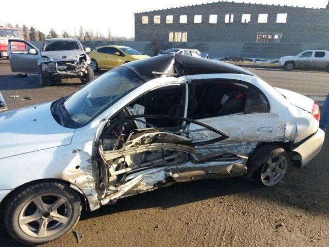 В Ставропольском крае столкнулись три автомобиля, есть пострадавший
