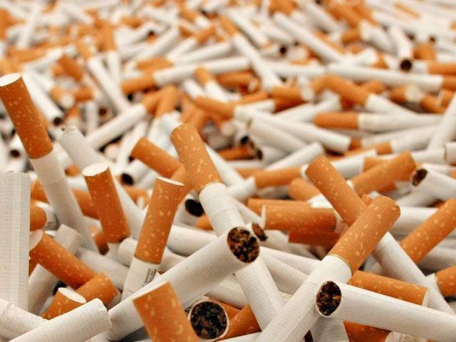 На Ставрополье изъяли 7 тысяч немаркированных пачек сигарет