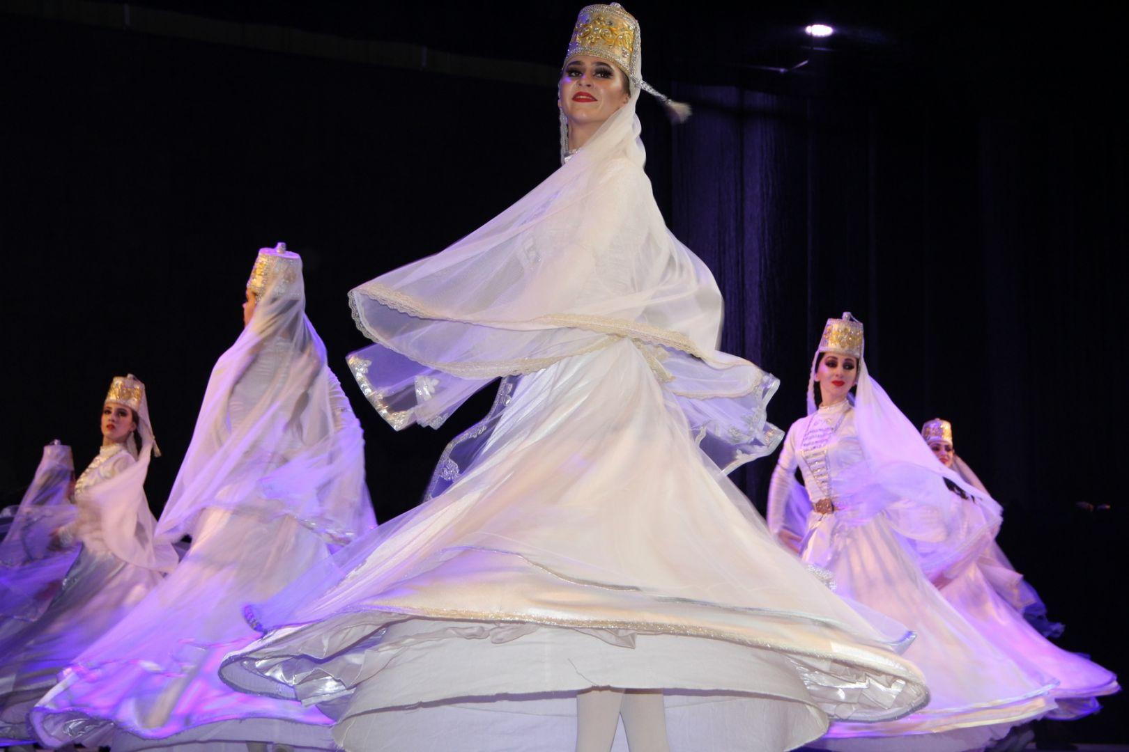 В Ставрополе прошёл фестиваль адыгской культуры