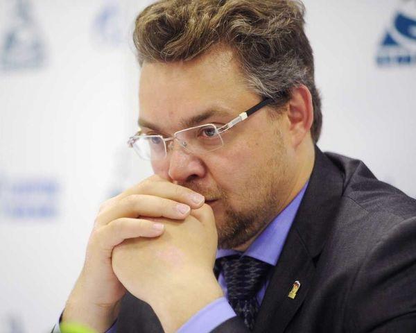 Владимир Владимиров направил соболезнования главе ижителям ХМАО-Югры