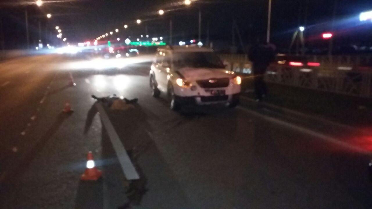ВБобруйске маршрутка насмерть сбила женщину напешеходном переходе