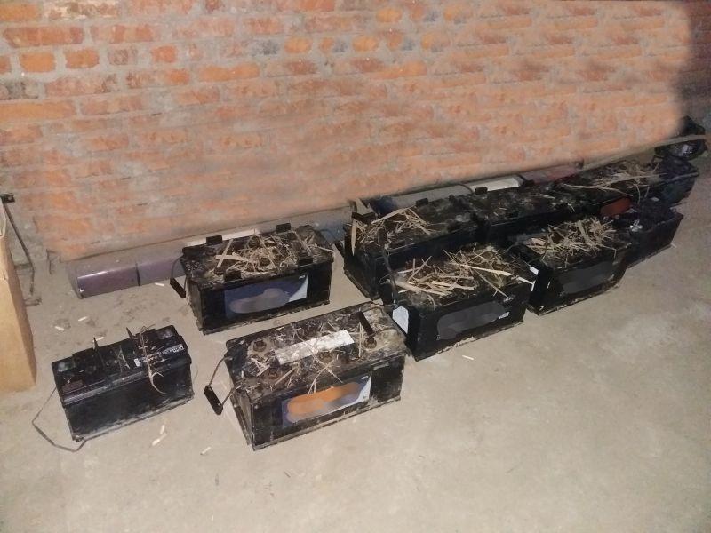 Житель Ставрополья украл с предприятия аккумуляторы на 160 тысяч рублей