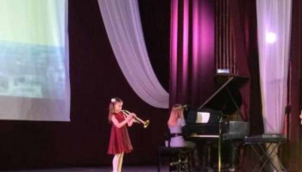 Впервые в Пятигорске прошёл конкурс музыки и мультимедиа «По ступенькам творчества»